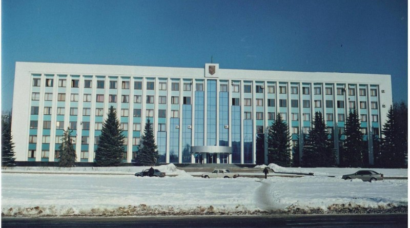 2004 рік, м. Рівне, Рівненська ОДА