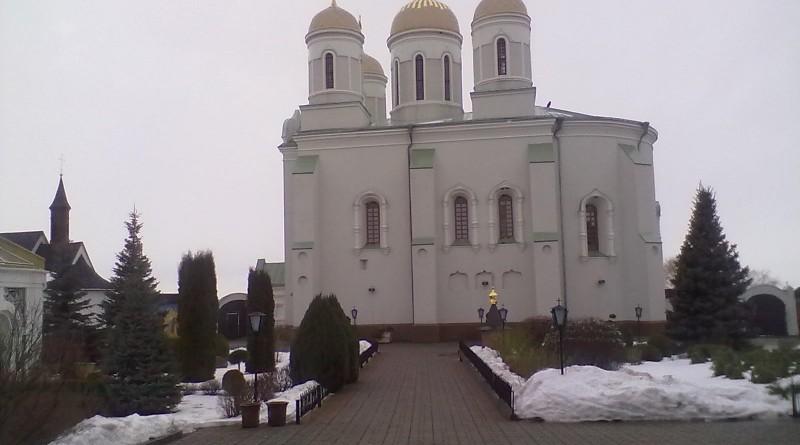 2015 рік, с. Зимне, Волинська область, Святогорський Успенський Зимненський монастир