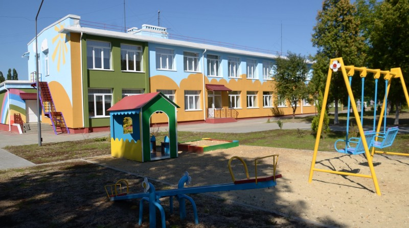 Дитячий садок, м. Луцьк, 2016р.